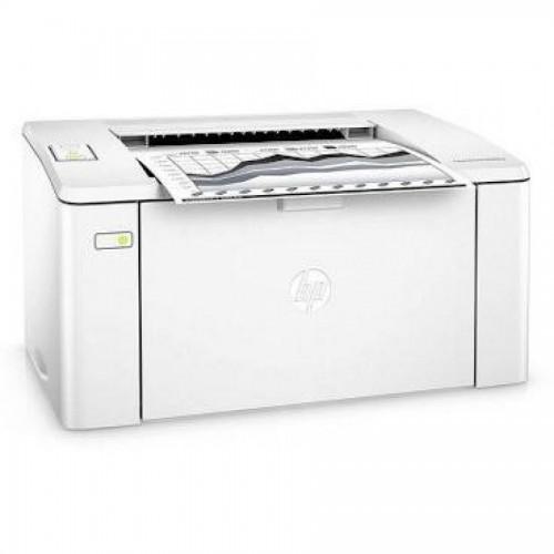 Принтер лазерный HP LaserJet Pro M102W (G3Q35A), ч/б, А4, 20 стр/мин, Wi-Fi