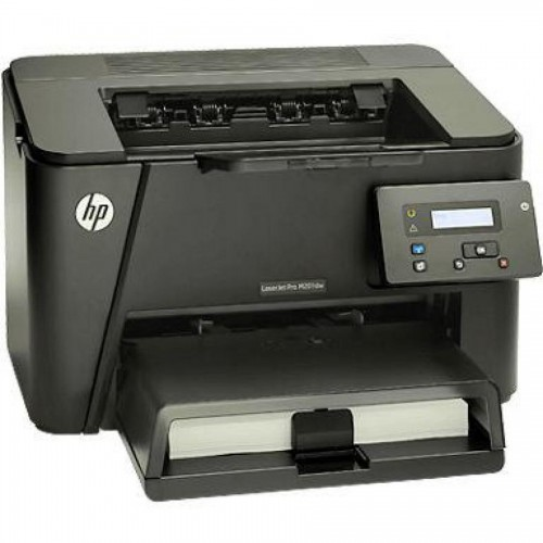 Принтер лазерный HP LaserJet PRO M201DW, ч/б, А4, 25 стр/мин (CF456A)