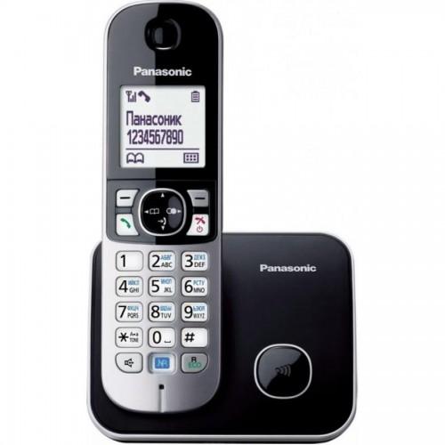 Радиотелефон KX-TG6811 CAB. без автоответчика