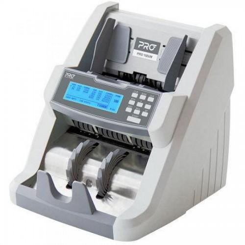 Счетчик банкнот PRO 150 UM, 4 скорости 600/1000/1500/2000 банк\мин, 290х285х290 мм, 6,6кг